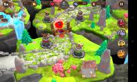 Brave Guardians - Gameplay gets progressively harder