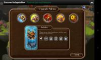 Brave Guardians - Upgrade menu