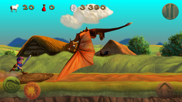 Dragon & Shoemaker – play this addictive 3D side-scrolling adventure game!