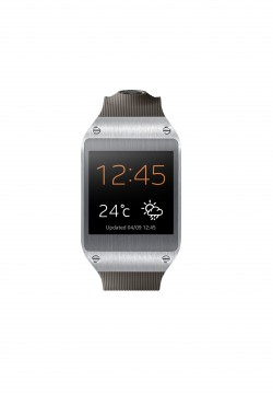 Galaxy Gear Front Mocha Gray