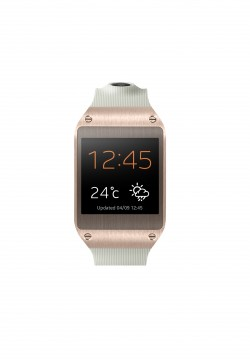 Galaxy Gear Front Rose Gold