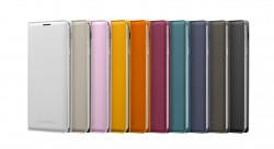Galaxy Note 3 Flip Cover Front set