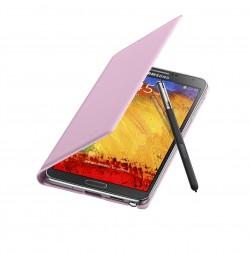 Galaxy Note 3 Flip Cover Open Pen Blush Pink