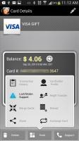 GoWallet Mobile - Card Options