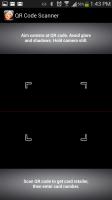GoWallet Mobile - Scan QR Code