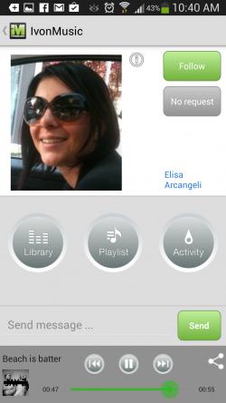 IvonMusic - Users Profile