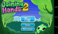 Joining Hands 2 - Menu