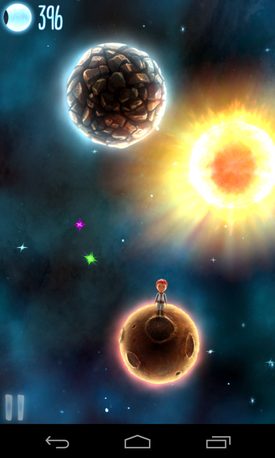 Little Galaxy – planet hopping game so addictive you won't want to put down!