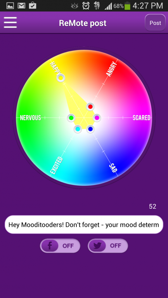 Mooditood – track your mood