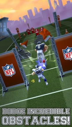 NFL Runner: Football Dash 3