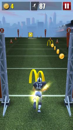 NFL Runner: Football Dash 1