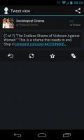 Neatly - Read individual tweet