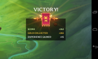 Reaper - Level victory