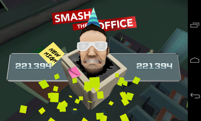Smash the Office (literally!) – kill stress playing this game