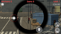 Sniper Shooter Zombie Vision - Constant Force Close at this Distance