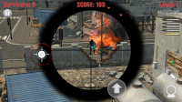 Sniper Shooter Zombie Vision - Gameplay 1