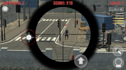 Sniper Shooter Zombie Vision - Gameplay 2