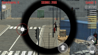 Sniper Shooter Zombie Vision - Gameplay 4