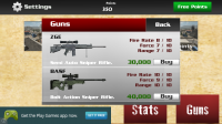 Sniper Shooter Zombie Vision - Guns