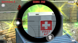 Sniper Shooter Zombie Vision - Health