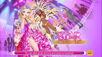 Star Girl: Beauty Queen - Splash Screen