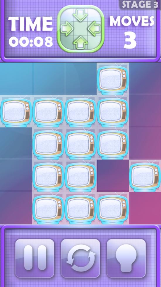 Telekinesis Puzzle – play extremely challenging logic puzzler!