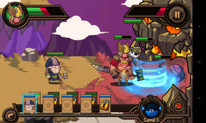 Thor: Lord of Storms – play the god of thunder in fun tower defense game