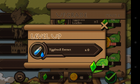 Thor Lord of Storms - Level up