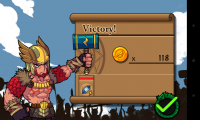 Thor Lord of Storms - Level victory