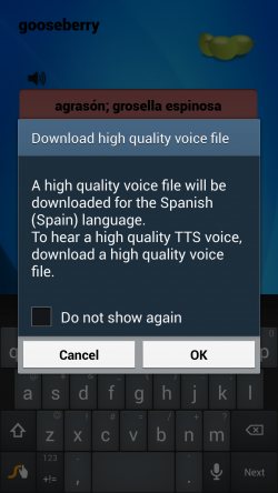 TrainBrain - Download High Quality Voice File