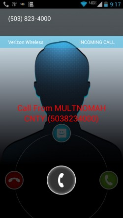 Who Dat Caller ID Lookup - Stock Android