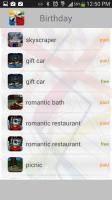 ioGift interactive 3D gifts - Birthday eCards