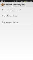 mobileMD - General Settings