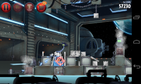 Angry Birds Space 2 - Gameplay sample (11)