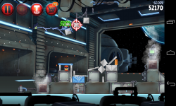 Angry Birds Space 2 - Gameplay sample (12)