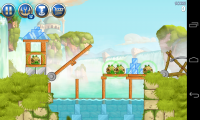 Angry Birds Space 2 - Gameplay sample (3)