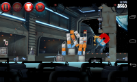 Angry Birds Space 2 - Gameplay sample (5)