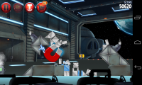 Angry Birds Space 2 - Gameplay sample (7)