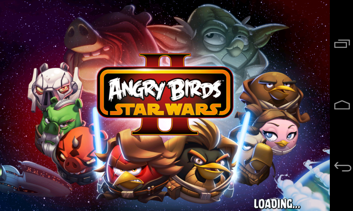 Angry Birds Star Wars 2 (are you playing?)
