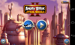 Angry Birds Space 2 - Menu