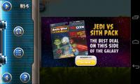 Angry Birds Space 2 - Pause menu