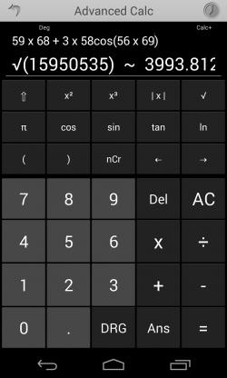 Calc+ Calculator