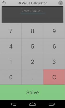 Calc+ - Value calculator