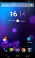 Chronus - Clock with weather