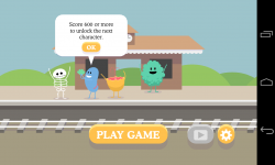 Dumb Ways to Die - Gain more characters with higher scores