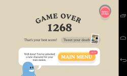 Dumb Ways to Die - Game over