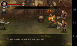 Excalibur - Sample gameplay (2)