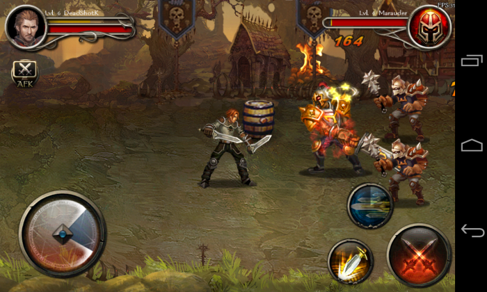 Excalibur: Knights of the King. Play an epic MMORPG hack n' slasher!