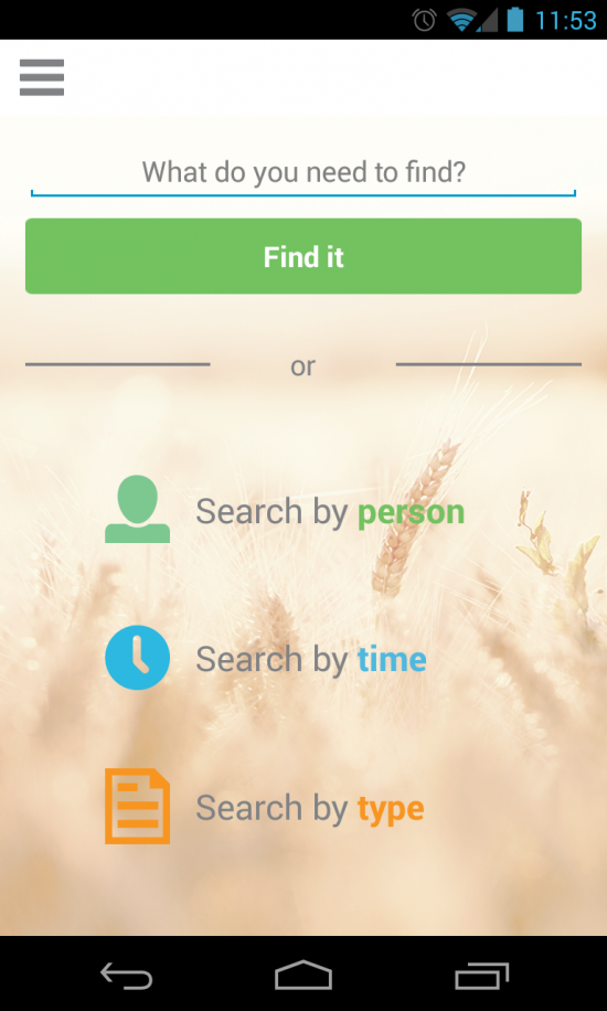 FindIt – Email and File Search