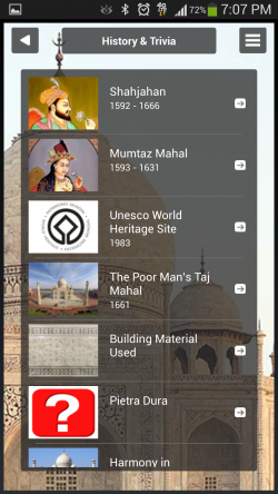 Guiddoo - Monument History and Trivia